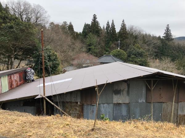 中倉様邸 倉庫屋根改修_210301_2.jpg