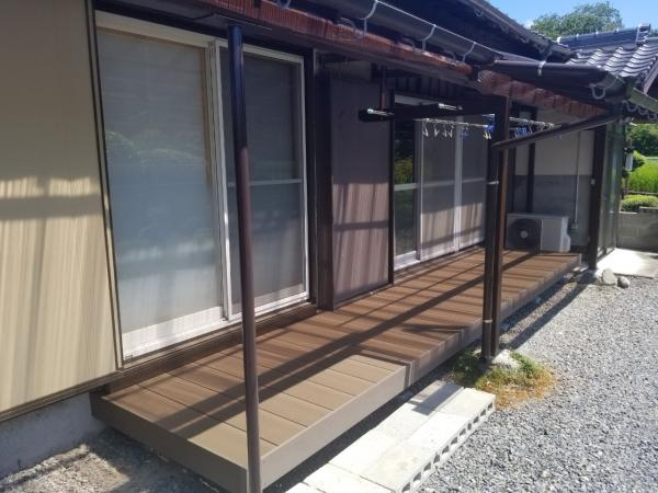 原田様邸ウッドデッキ二期工事_210810_9.jpg
